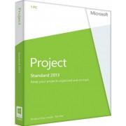 Microsoft Project 2013 Standard (DVD)
