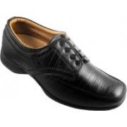 Action Fashion Line-PN477 Lace Up Shoes For Men(Black)