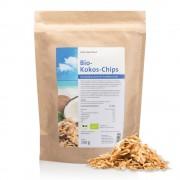 Organic coconut crisps