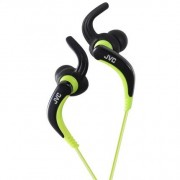 JVC Oortelefoon HA-ETX30 Sport In-Ear Zwart