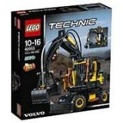 LEGO Technic - Model 2 u 1 - Bager i utovarivač - Volvo EW160E - Volvo L30G 42053
