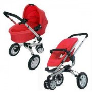 Детска комбинирана 2 в 1 количка Dreami Buzz 3 Rebel Red 2011, Quinny, 10051840