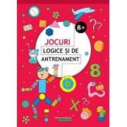 Jocuri logice si de antrenament (8 ani +)/Ballon Media