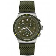 Swatch Runforest Green