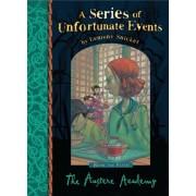 Austere Academy, Paperback/Lemony Snicket