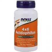 Now Foods 4X6 Acidophilus 120v-caps