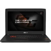 Laptop Gaming Asus Rog GL502VM Intel Core Kaby Lake i7-7700HQ 1TB HDD+128GB SSD 8GB nVidia GeForce GTX 1060 3GB End