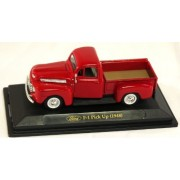 1948 Ford F-1 Pick Up Cream 1/43 Diecast Car Model