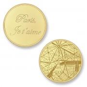 Mi Moneda PAR-02 Del Mundo - Parijs goudkleurig Large