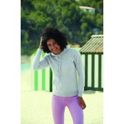 FOTL Lady-Fit Lightweight Hooded Sweat