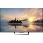"LED TV SONY 65"" KD65XE7005BAEP UHD SMART BLACK"