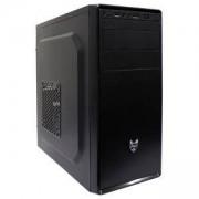 Кутия FSP CMT130 ATX 2 x USB 2.0, Middle Tower, черен, FORT-CASE-CMT130