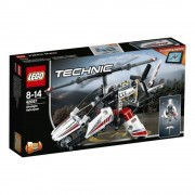 LEGO Technic 2 in 1, Elicopter ultrausor 42057
