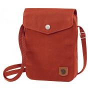 Fjällräven Greenland Pocket - borsa con tracolla - Red
