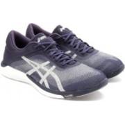 Asics fuzeX Rush Sports Shoe For Men(Blue, White)