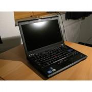 Refurbished Lenovo Thinkpad X220 320 GB HDD 4 GB RAM Intel core i5 2520 DOS 12.5 inch Laptop