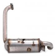 BOSAL Filtro de Partículas 095-322 Filtro hollín/partículas, sistema escape FORD,KUGA I