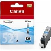 ORIGINAL Canon Cartuccia d'inchiostro ciano CLI-521c 2934B001 9ml