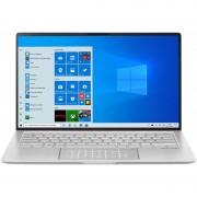 Laptop Asus ZenBook 14 UM433DA-A5018T 14 inch FHD AMD Ryzen 7 3700U 16GB DDR4 1TB SSD Windows 10 Home Icicle Silver