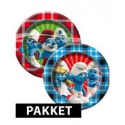 Shoppartners Smurfen kinderfeestje pakket