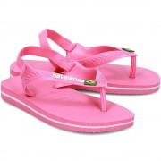 Havaianas Brasil Logo - Sandały Dziecięce - 4140577 0703