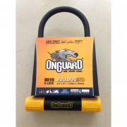 Candado Bicicleta Tipo U Lock Onguard Bulldog 8010