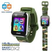 VTech Kidizoom Smartwatch DX2 - Camouflage - Online Exclusive