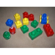 Lego 2190 - Explore (13 Pièces)