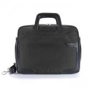 Чанта за 15.4 инча лаптоп TUCANO BOP2-AX, Opera Due, кожена, черен цвят, BOP2-AX