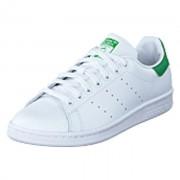 adidas Originals Stan Smith Running White/Fairway, Shoes, vit, UK 12