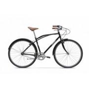 Bicicleta Magistral - 3 viteze Negru Stelar