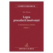 Pachet Legea societatilor comerciale. Editia 4 si Legea procedurii insolventei. Editia 3.