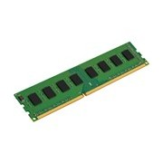 Kingston RAM Module for Workstation, Desktop PC - 4 GB - DDR3-1333/PC3-10600 DDR3 SDRAM - CL9 - 1.50 V