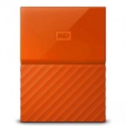 Външен диск HDD 3TB USB 3.0 MyPassport Orange NEW, WDBYFT0030BOR