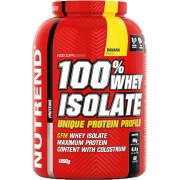 100% Whey Isolate (1,8 kg)