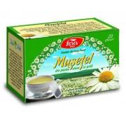 Ceai de musetel, 20 plicuri, Fares
