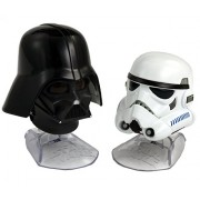 Star · Wars Black Series Die Cast Helmets Darth · Vader & Stormtrooper