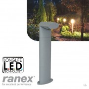 Ranex LED Design Tuinpaal Optie 1: 1x Ranex LED Design Tuinpaal