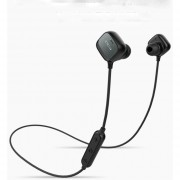 Audífonos Bluetooth Manos Llibres Inalámbricos, QY12 Deportes Auriculares Inalámbricos Audifonos Bluetooth Manos Libres Con Micrófono Para Teléfono (Negro)