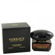 Crystal Noir Eau De Parfum Spray By Versace 1.7 oz Eau De Parfum Spray