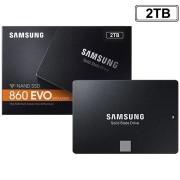 Samsung 860 EVO V-Nand SSD MZ-76E2T0B - 2,5 - 2TB