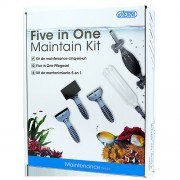 Set intretinere acvariu 5 in 1 -Five in One Maintain Kit (Box packaging)