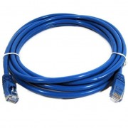 StarTech UTP CAT5e Crossover blauw 10,7m