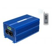 ECO Przetwornica napięcia 24 VDC / 230 VAC ECO MODE SINUS IPS-5000S PRO