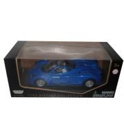 Pagani Zonda C12 Blue 1:24 Diecast Model Car