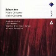 R. Schumann - Piano Concerto& Violin.. (0825646771615) (1 CD)