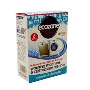 Ecozone čistič myček a praček 6ks