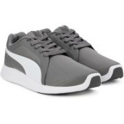 Puma ST Trainer Evo IDP Running Shoes For Men(White, Grey)