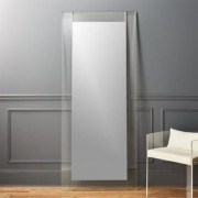 "32""""x76"""" Acrylic Floor Mirror by CB2"