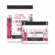 Gm Curl Absolute Masca Pentru Par Ondulat Cu Efect De Botox 500 ml